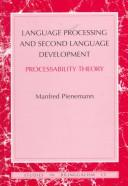 Download Language processing and second language development