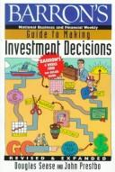 Download Barron's guide to making investment decisions
