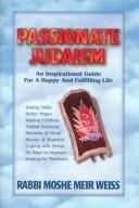 Image for Passionate Judaism