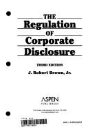 Download The regulation of corporate disclosure