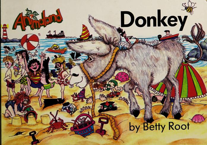 Donkey (Jolly Phonics S.) by Betty Root