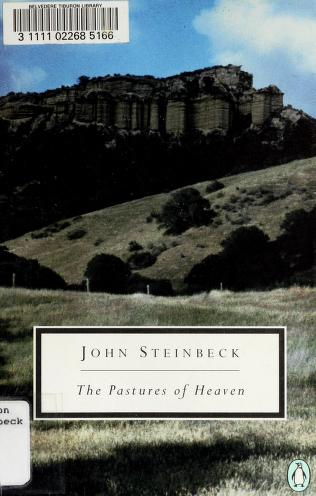 Cover of: The pastures of heaven | John Steinbeck