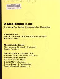 A smoldering issue by