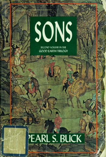 Cover of: Sons | Pearl S. Buck