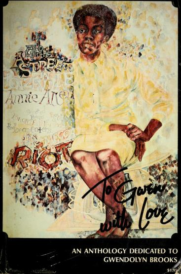 To Gwen With Love by P. Brown